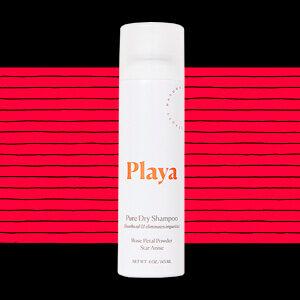 Dry Shampoo Playa