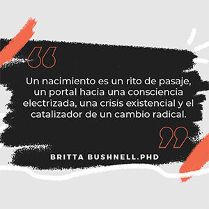 cita de Britta Bushnell