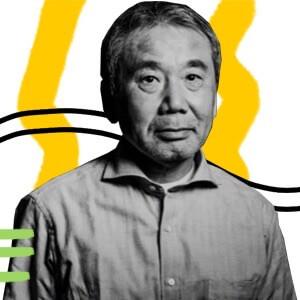 el autor Haruki Murakami