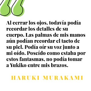 frase de haruki murakami
